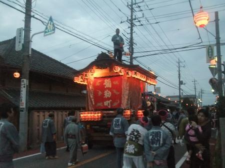 20121012佐倉秋祭り初日 03