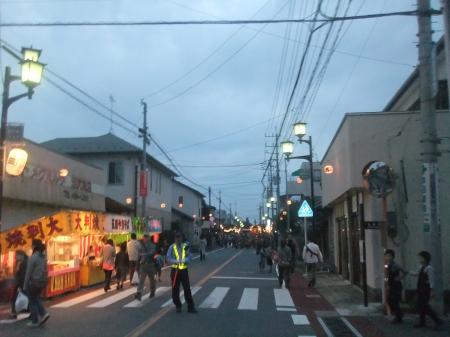20121012佐倉秋祭り初日 01