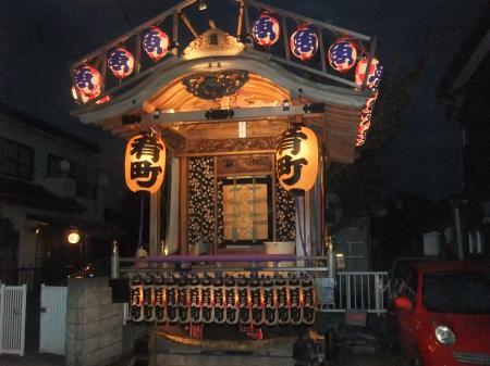 20121012佐倉秋祭り初日 12