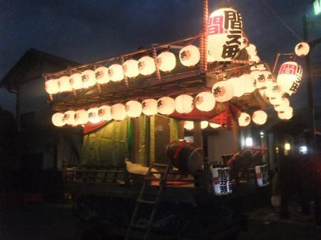 20121012佐倉秋祭り初日 11