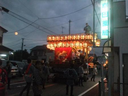 20121012佐倉秋祭り初日 07
