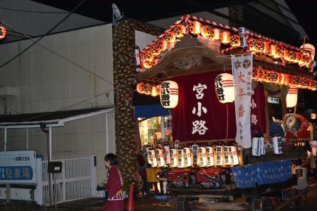20121014佐倉秋祭り3日目 12