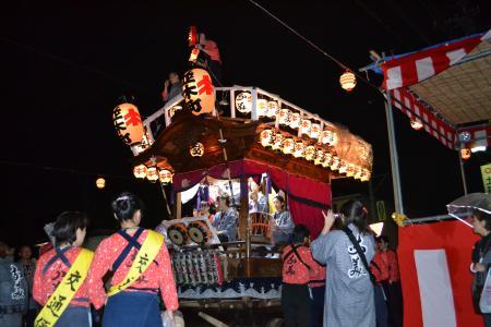 20121014佐倉秋祭り3日目 09