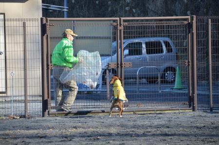 20121219七国公園ドッグラン10