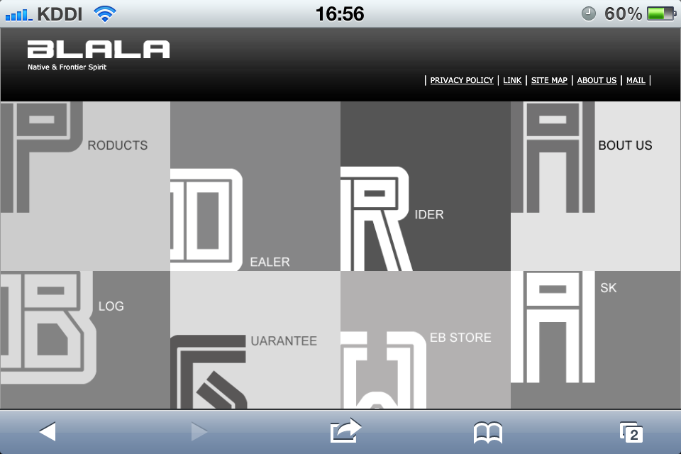 NEW BLALA WEBSITE