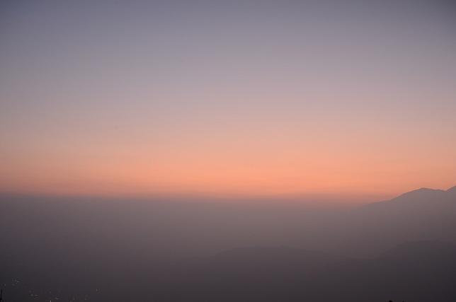 霧のち晴れ(1)