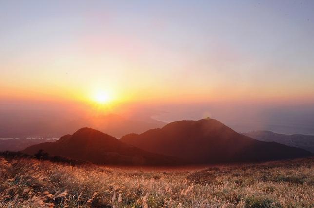 霧と夕暮れ(1)