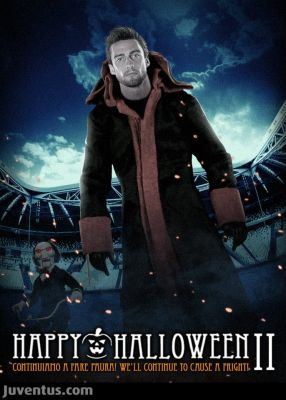 Halloween Juve 12