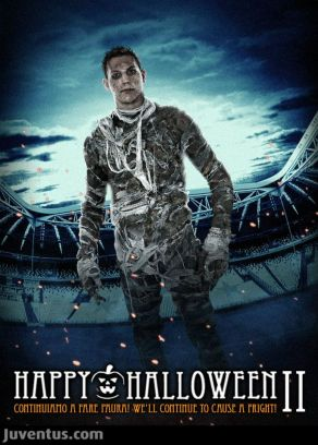 Halloween Juve 10
