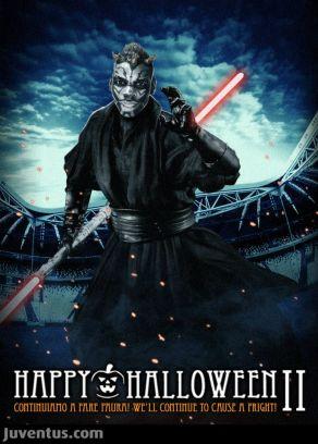 Halloween Juve 11