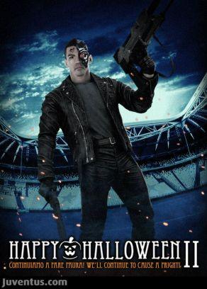 Halloween Juve 8