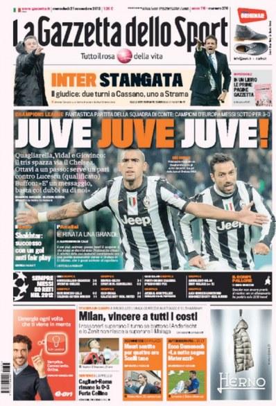 Juventus - Chelsea 9