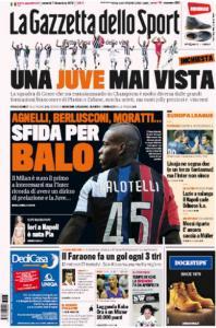 Gazzetta 7-12-2012