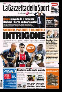 Gazzetta 8-12-2012