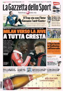 Gazzetta 14-12-2012