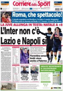 Corriere 23-12-2012