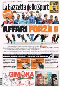 Gazzetta 3-1-2013