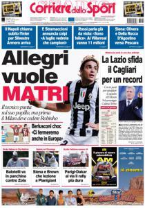 Corriere 05-01-2013