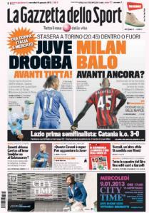 Gazzetta 9-1-2013