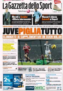Gazzetta 10-1-2013