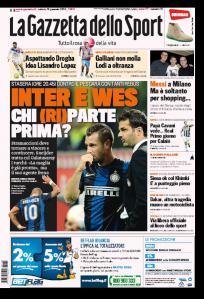 Gazzetta 12-1-2013