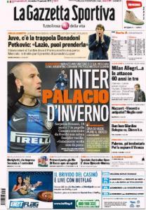 Gazzetta 13-1-2013