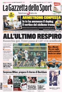 Gazzetta 16-1-2013