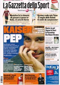 Gazzetta 17-1-2013
