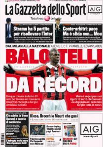 Gazzetta 5-2-2013