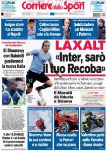 Corriere 6-2-2013