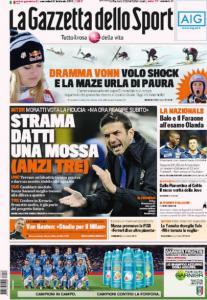 Gazzetta -6-2-2013