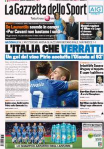 Gazzetta 2-7-2013