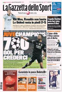 Gazzetta 14-2-2013