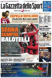 Gazzetta 16-2-2013