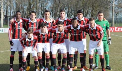 Viareggio Cup All Boys - Milan
