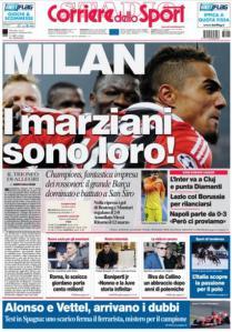 Corriere 21-2-2013