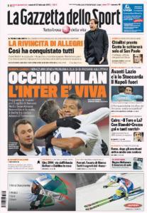 Gazzetta 22-2-2013