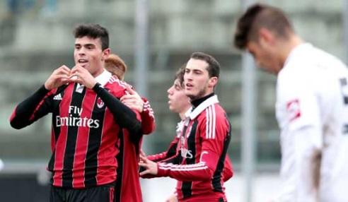 Viareggio Cup Milan - Spezia