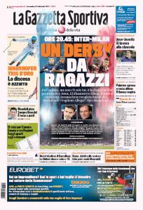 Gazzetta 24-2-2013