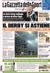 Gazzetta 25-2-2013