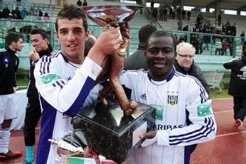 Viareggio Cup Milan - Anderlecht 2