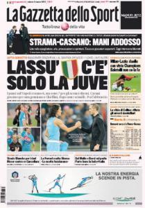 Gazzetta 2-3-2013