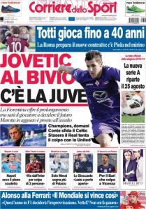 Corriere 5-3-2013