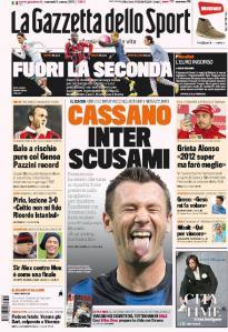 Gazzetta 5-3-2013