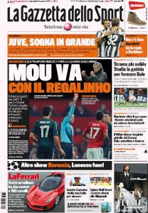 Gazzetta 6-3-2013