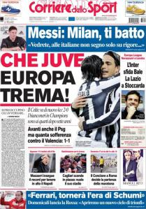 Corriere 7-3-2013