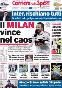 Corriere 9-3-2013