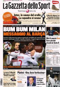 Gazzetta 9-3-2013