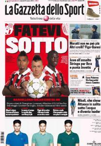 Gazzetta 12-3-2013