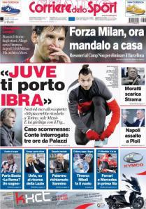 Corriere 12-3-2013
